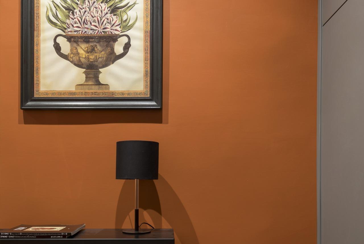 Blu di Prussia Roma Immagine che raffigura l'ingresso di un appartamento