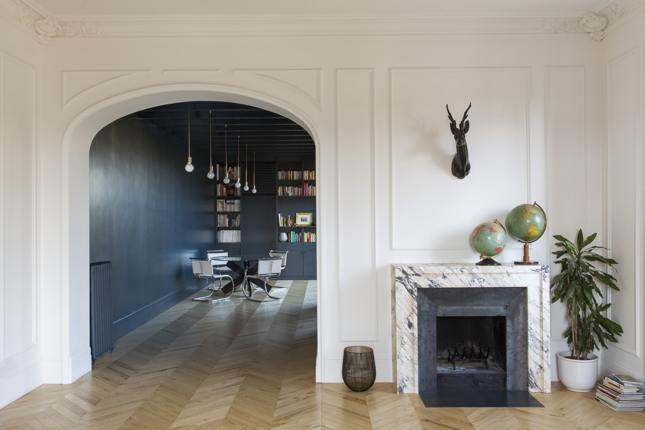 Bludiprussia e Studio Strato per Kigali House interior design sala