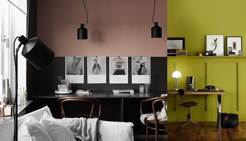 Abbinamenti Colori Pittura Interni.Abbinamenti Di Colore Per Le Pareti Di Casa Bludiprussia